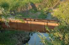 北丹橋梁跡