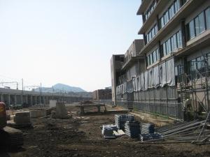 福知山駅跡