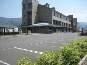 旧加悦駅跡